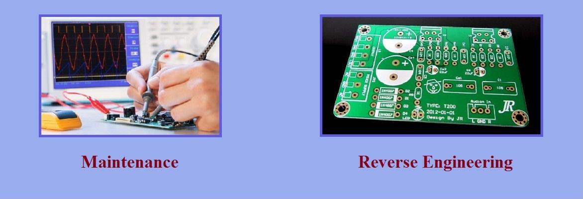 Maintenace & Reverse Engineering